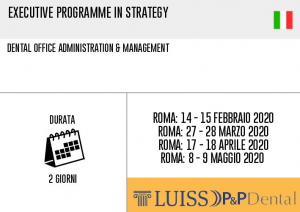 CORSO-LUISS PP dental